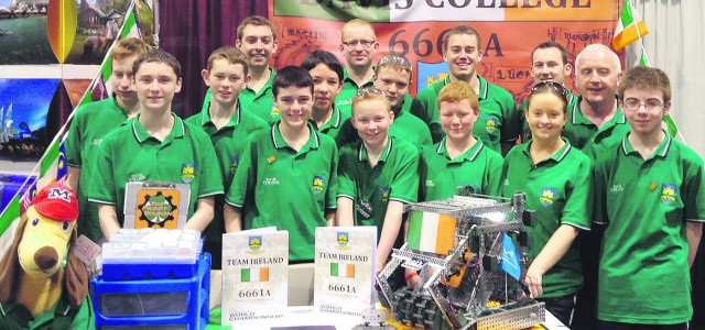 Last month, nine students from Davis College represented Ireland in the VEX World Robotics Championships in Los Angeles. There were over 400 teams participating from around the globe. Davis College...