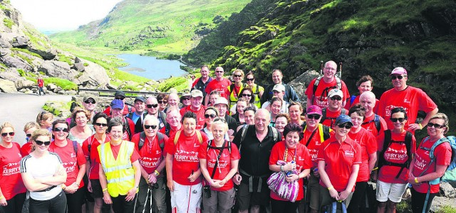 This July, scientists at Cork Cancer Research are putting on their walking boots to lead the annual Kerry Way Cancer Research Walk along with long-time supporters Pat Falvey and Pat...