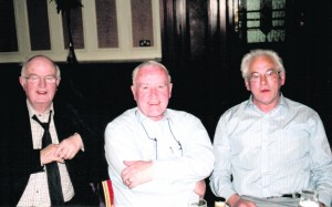 John Cussen, Newcastle West, Tim Donovan, Rathkeale and Michael Kennedy, Newcastle West.   --- Thomond Archaeological and Historical Society    ---