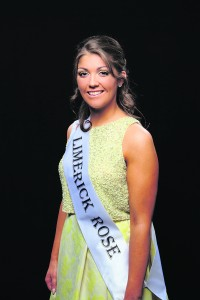 Marie Hennessey from Rooska, Athea is the 2016 Limerick Rose.