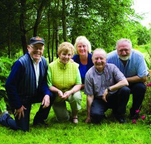 Pictured recently the Board of Directors of Abbeyfeale Town Park. L-R John O'Sullivan, Celine McNally, Geraldine O'Brien, James Harnett and Jim O' Shea. Photo by Paul Ward Paul Ward Abbeyfeale