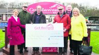 All the collections are in and at their last race day Cork Racecourse Mallow presented the Rickie Healy Appeal with a cheque for €33,000. The racecourse generously donated all the […]