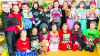 St. Joseph's Infant School celebrate authors, illustrations, books and reading. Where would you find Superhero, Cinderella, Sleeping Beauty, Elsa, Minions, Tinkerbell, Dorothy from the Wizard of Oz, all in the […]