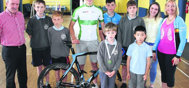 One of the best junior cyclists in the country in 2017, Dillon Corkery from Banteer, stepped up this year to the ultra-competitive U23 level, and last weekend he won a […]