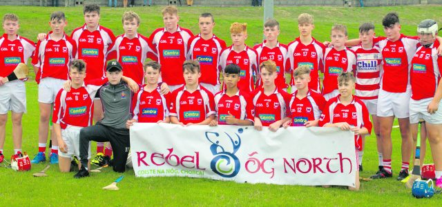 Charleville………………………………………………………………..5-14 Watergrasshill……………………………………………………………1-14 Charleville took the Rebel Óg North Under 16 A HC title at Kildorrery on Thursday evening when they overcame Watergrashill in a very well contested final. The 'Hill' […]