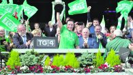 TG4 All-Ireland Junior Final LIMERICK………………………………………………………………………….………………………5-6 LOUTH…………………………………………………………………………………….……………….0-8 Two goals each from Mairéad Kavanagh and Rebecca Delee secured a second TG4 All-Ireland junior title for Limerick, who can look forward to intermediate […]