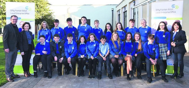 450 second level students from all over North Cork were put through their paces at a special Student and Teacher Brainstorm-ing Day held at the Charleville Park Hotel last Thursday, […]