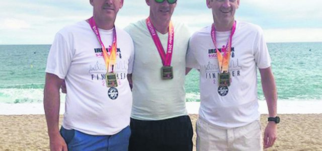 Last weekend saw members travel all over the country and Europe to enjoy their sport. Patrick Buckley, Barry O'Brien and Ger Vowles had fantastic performances at Ironman Barcelona, while Frankie […]