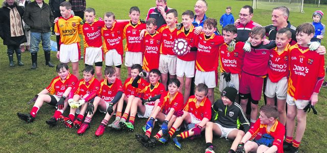 Mallow………………….3-10 St Nick's……………….…3-8 (after extra time) Carrigoon played hostto a thrilling U12 Premier 2 Final last Sunday which saw Mallow prevailing in extra time over the visiting St Nick's. This […]