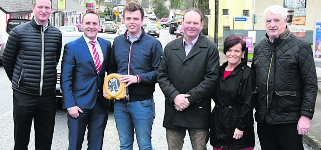 The community of Patrickswell received an early Christmas present after Ce-Tek Medical based in Castletroy donated a defibrillator following the theft of a piece of lifesaving equipment from outside the […]