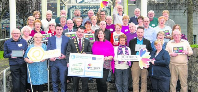 More than 30 older people from County Limerick have been presented with special tablets as part of a programme to reduce incidents of social exclus-ion and open up a new […]