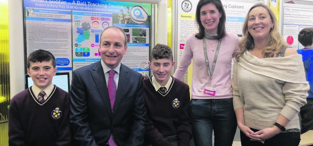The BT Young Scientist Exhibition in the RDS is an annual, high profile and highly competitive event in which secondary school students from across the country showcase their innovation and […]
