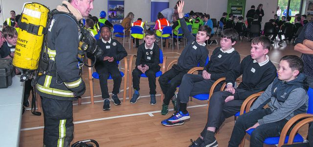 Over 100 primary school children from CBS National School, Holy Family National School and St Anne's National School in Charleville attended a Health and Safety Authority 'Keep Safe' event at […]