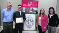 On Monday 1st April Nicholas Ryan Purcell visited CBS Charleville to present his documentary 'This is Nicholas – Living with Autism Spectrum Disorder'. The documentary was showcased to an assembly […]
