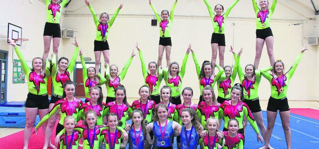 Thirty three members of Pyramid Gymnastics Club in Mallow returned home laden with a superb haul of honours after a fantastic weekend of gymnastics in Swansea, over the Easter weekend. […]