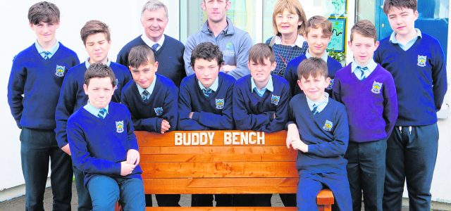St. Mary's Boys National School, Abbeyfeale, recently availed of the Buddy Bench In-School Aware Programme. This is a school-based child led positive mental health, programme that promotes emotional resilience and […]