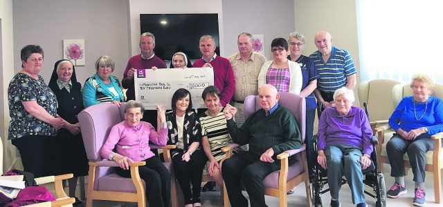 Congratulations, cele-brations and excitement were the order of the day for the Sisters, residents, staff and volunteers at Nazareth House last Wednesday when the lottery jackpot of €10,000 was won […]