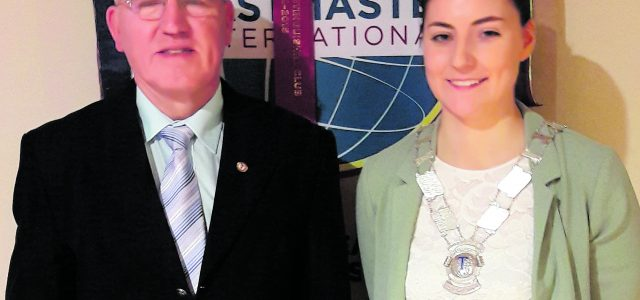 "Speakeasy Toastmasters has elected a new president. Newmarket native, Theresa O'Reilly will serve in the prestigious role for the 2019 – 2020 season. Theresa joined Bishopstown Toastmasters Club in 2012. ""I […]"