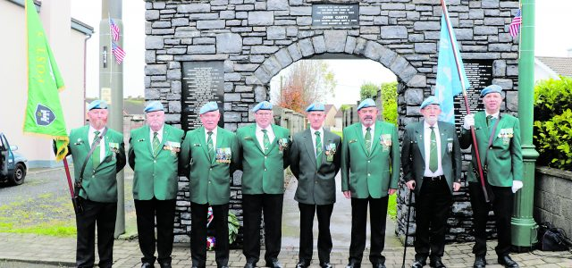On a beautiful crisp dry Sunday morning last in Lixnaw, members from the American Legion Fr. Francis Duffy Post IR02 met with members from ONE outside Quilters pub to march […]