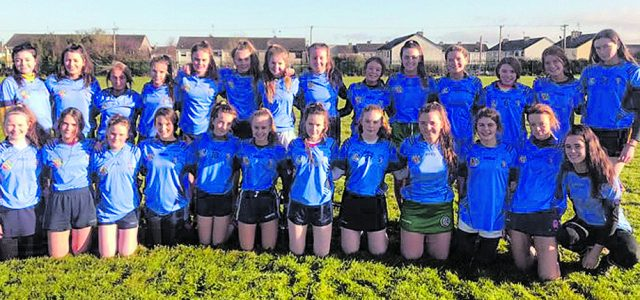 St. Mary's Secondary School, Charleville, junior camogie panel, captained by Ballyhea's Jane Foley, have qualified for the Cork County semi-final and the Munster League semi-final. The final score in the […]