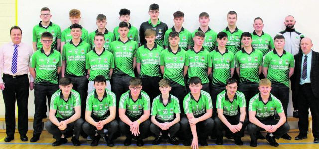 Davis College senior footballers have qualified for the Munster semi-final in the Senior E section. They will face Coláiste Chluain Meala from Clonmel next Wednesday, January 15th, at a venue […]