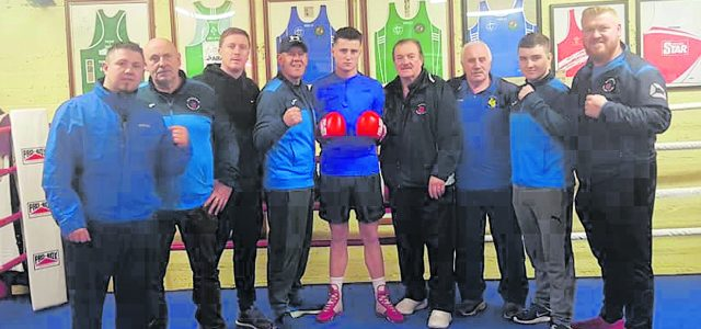 Jason Harty put pen to paper last Wednesday as he signed a professional contract with one of the biggest promoters in the world, Frank Warren who's the head of Queensbury […]