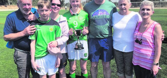 By Matt O'Callaghan A young Kilmallock soccer star has been shortlisted for a prestigious 'Three' FAI International Award. This is the 30th year of the Awards and celebrates the performances […]