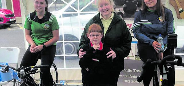 Kilmallock Camogie Club players brought some much needed life and entertainment to the streets of Kilmallock on Saturday last as they peddled their way the length of the country. The […]