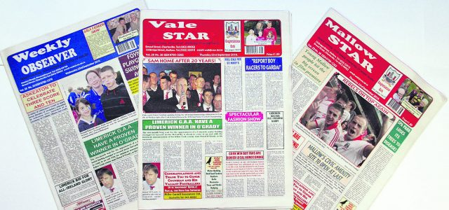 The Vale Star is 39 this week. It was on June 12th, 1982 that the first issue hit the shops, and, in the almost-four decades which have followed, it has […]
